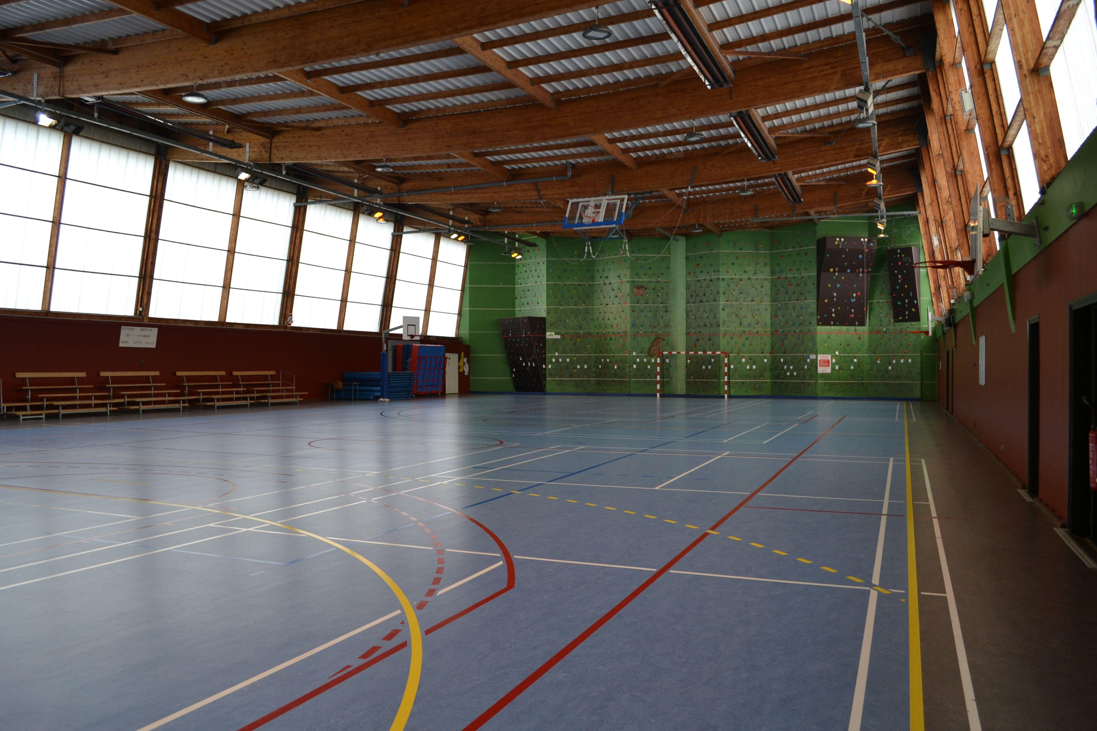 Complexe Sportif Des Buttes