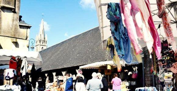 Grand marché régional hebdomadaire de Questembert