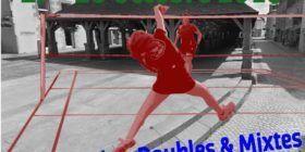 Tournoi de badminton à Questembert